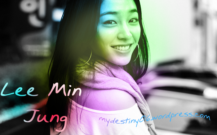 Lee Min Jung wallpaper fanart