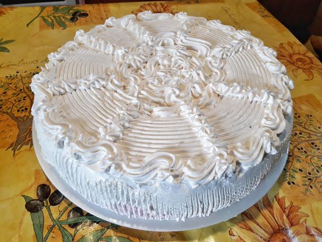 Grcka sladoled torta