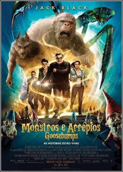Baixar Goosebumps: Monstros e Arrepios Dublado Grátis