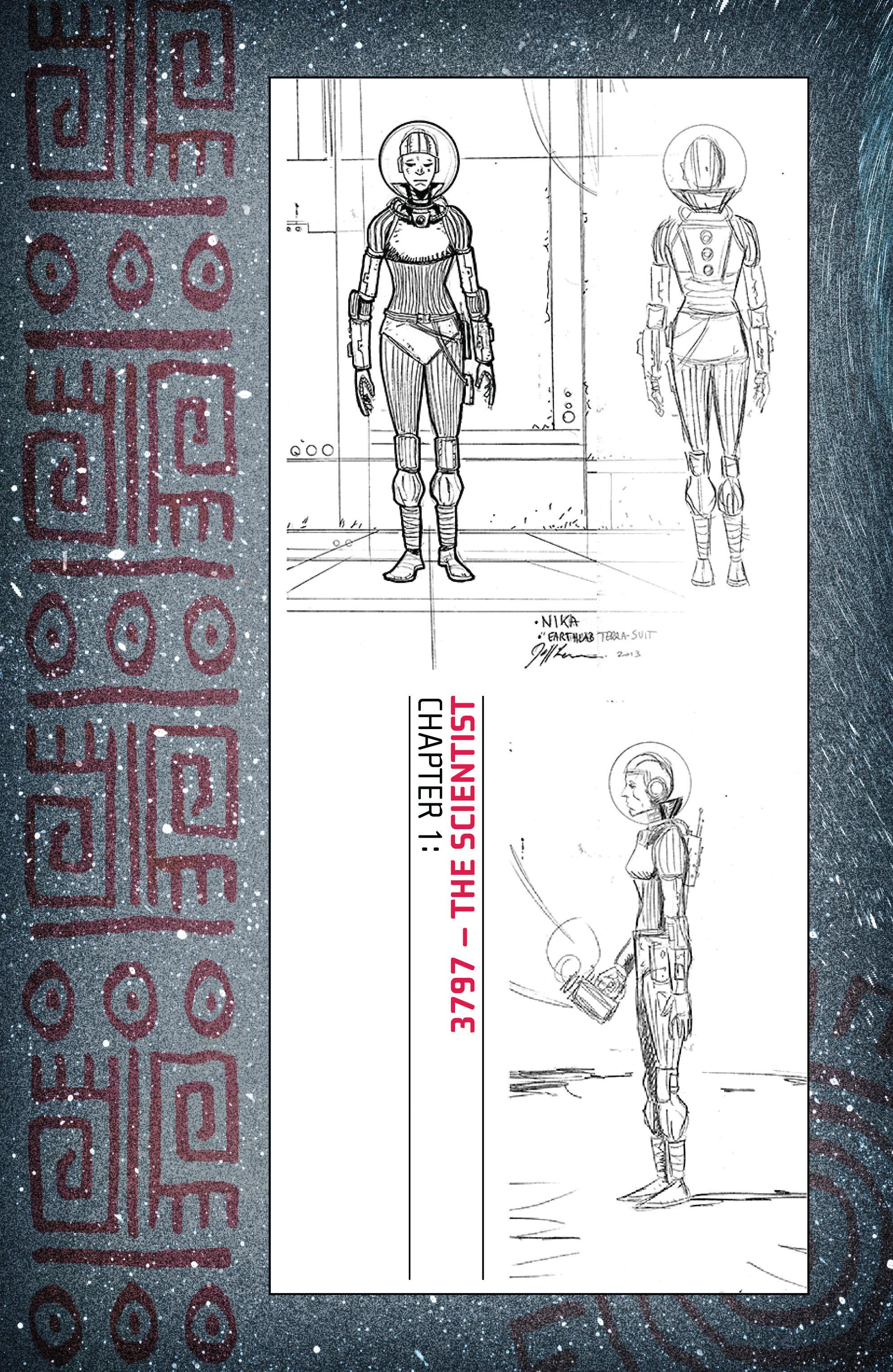 Read online Trillium comic -  Issue # TPB - 6