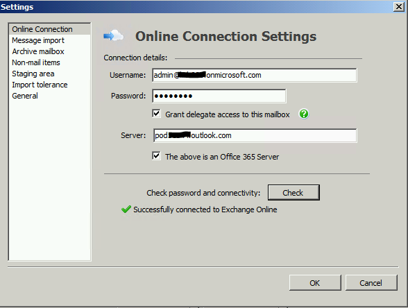 Lync Me Online - Lync and Exchange Online (Office 365
