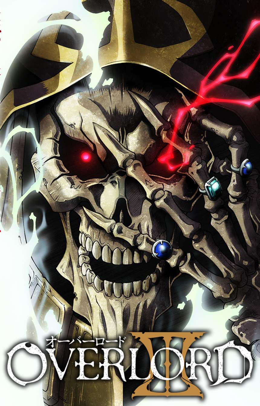 descargar overlord anime mf