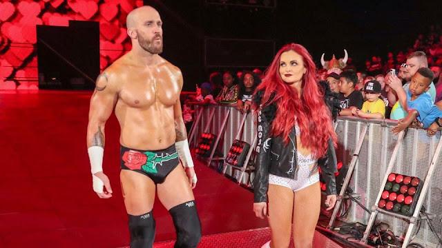 Maria Kanellis revela quem seria o pai de seu bebê na storyline de sua gravidez na WWE