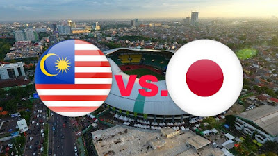Live Streaming Malaysia vs Japan Sukan Asia 24 Ogos 2018