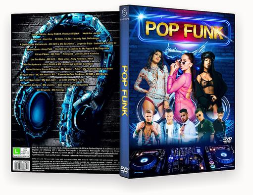 POP FUNK 2018 – ISO – CAPA DVD