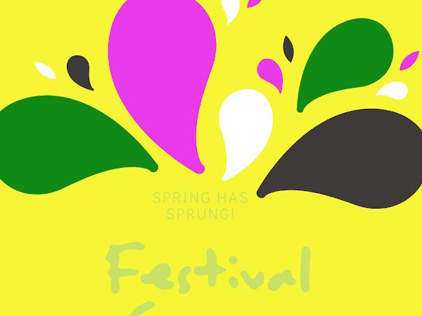 Friday Favorites-Festival season is here!