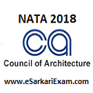 NATA 2018 Entrance Result