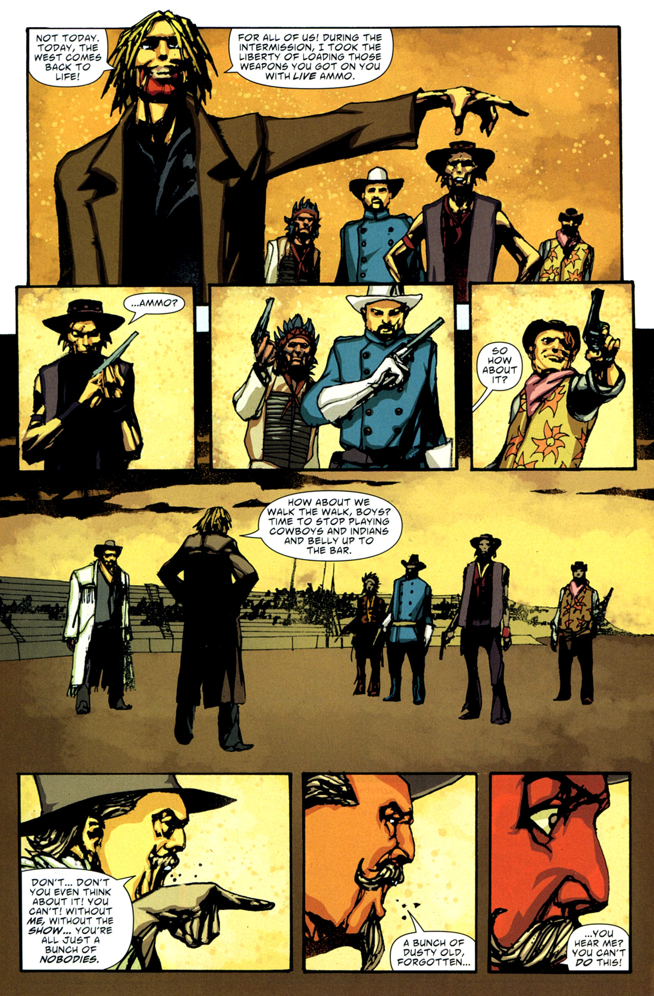 American Vampire issue 12 - Page 13