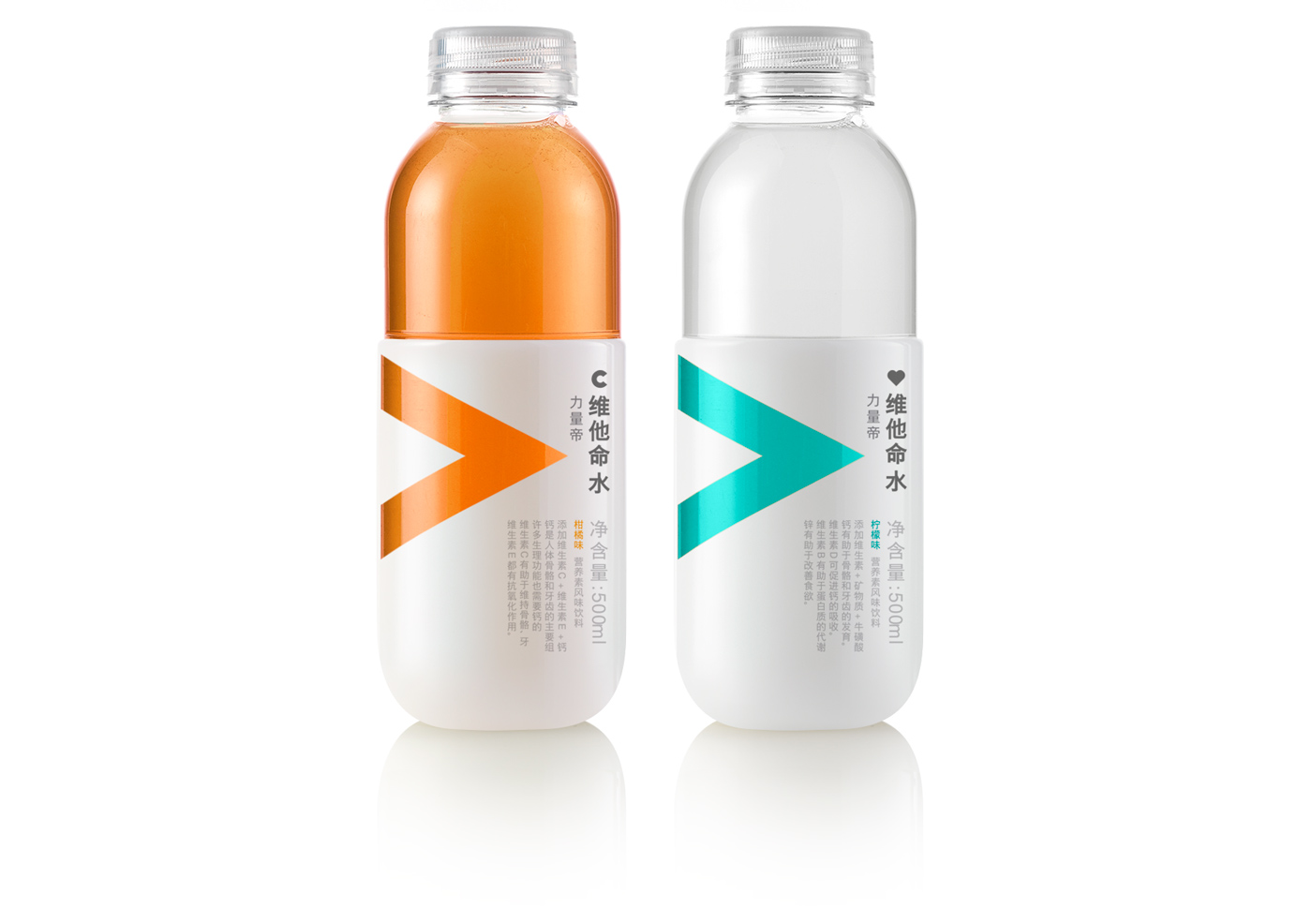 Vitamin Water On Packaging Of The World Creative Package