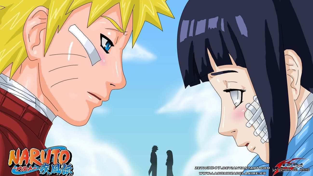 Kumpulan Gambar Kartun Naruto Dan Hinata Yang Romantis Terbaru Kolek Gambar