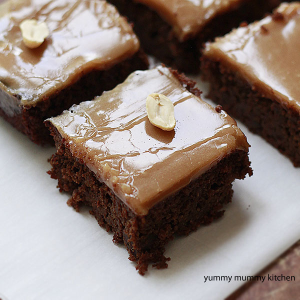 vegan almond flour brownies