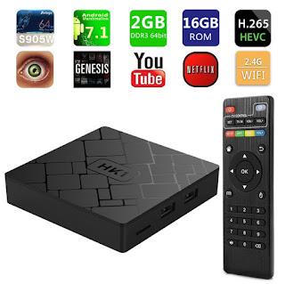 hk1 box tv android 2gb ram