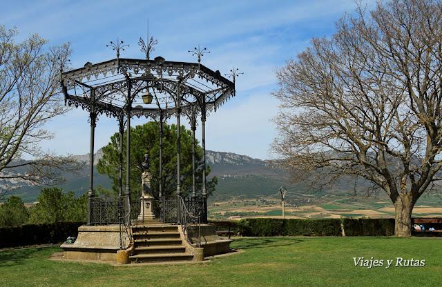 Paseo del Collado, Laguardia