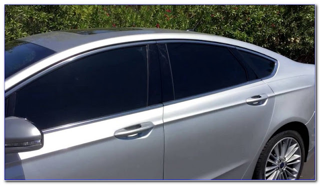 Compare WINDOW TINTING Darkness
