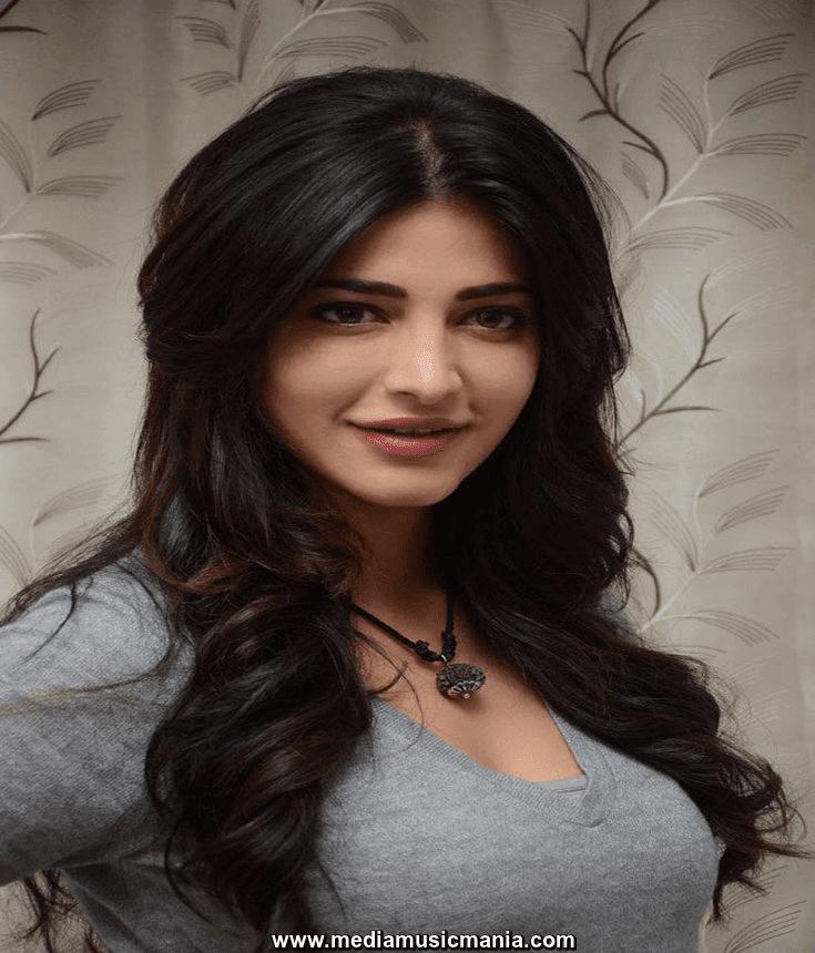 Shruti Haasan Bollywood Actress Beautiful Pictures