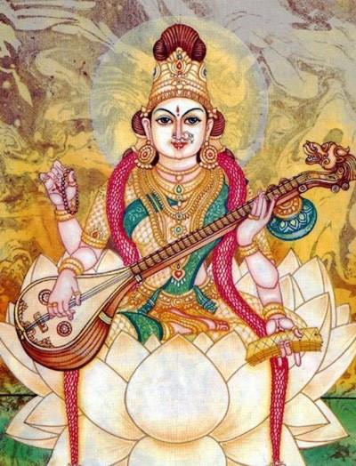 Hindu Goddess anuradha picture