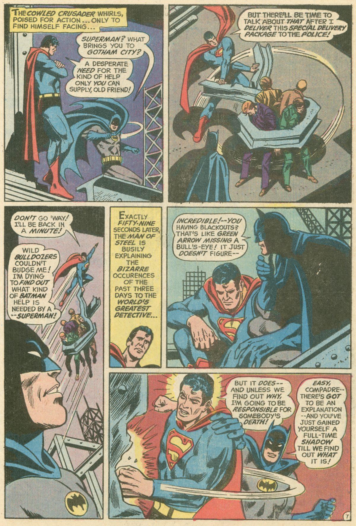 Read online World's Finest Comics comic -  Issue #207 - 11