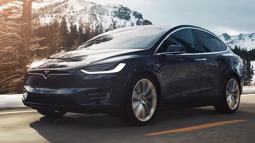 Tesla Model X (2017) review