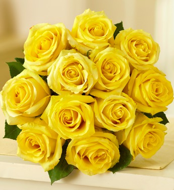 Floral Events What Do Yellow Roses Mean