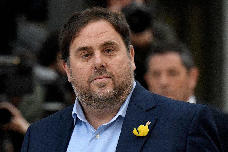 EL PERSONAJE DEL DÍA CON BEGOÑA VILA: Oriol Junqueras