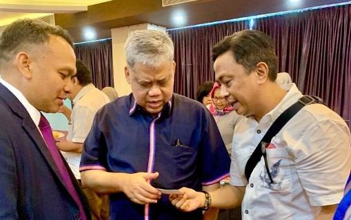 Rapsel Ali Gagas, Pembangunan STTM Di Kab. Kep. Selayar