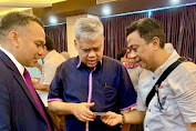 Rapsel Ali Gagas Pembangunan STTM Di Kab. Kep. Selayar