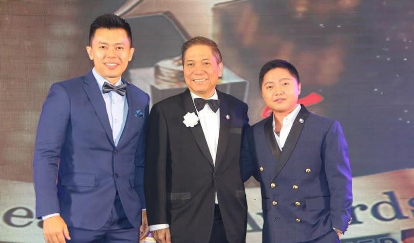 Yupangco Group at Asia Leaders Awards 2018