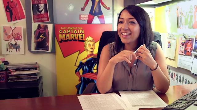 Vice-presidente da Marvel defende mulheres nos papéis de Homem-Aranha, Thor e Homem de Ferro