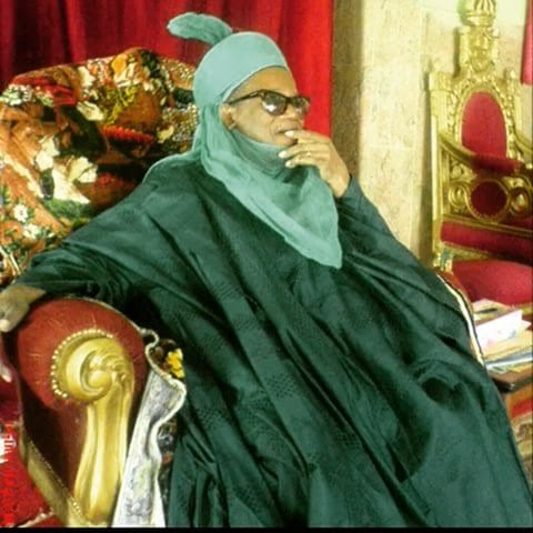 NAIJA NEWS: Emir of Katagum, Alhaji Kabir Umar dead