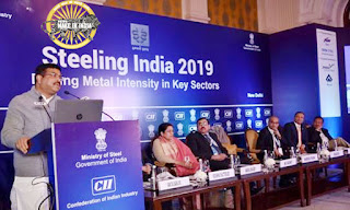 Steeling India 2019