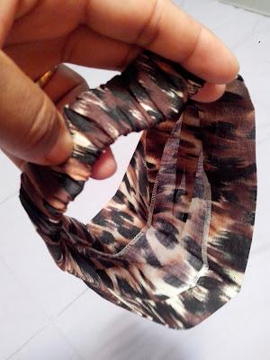 bandana tiara faixa de tecido acessórios de cabelo