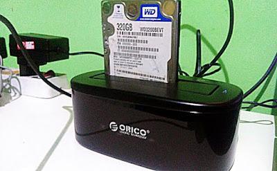 HDD Orico 6218US3