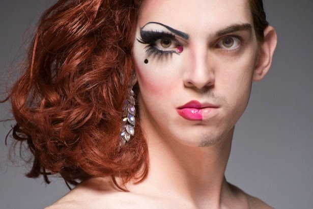 Before After Transformations Of New York City Drag Queens Being Ron