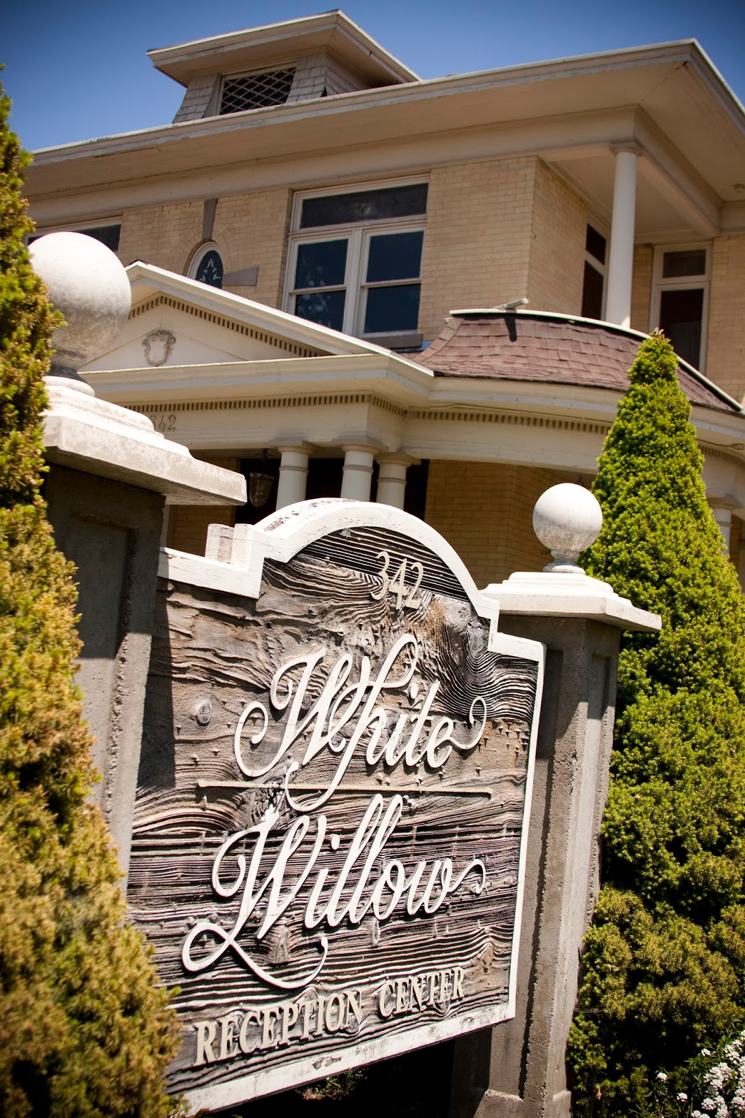 white willow reception center