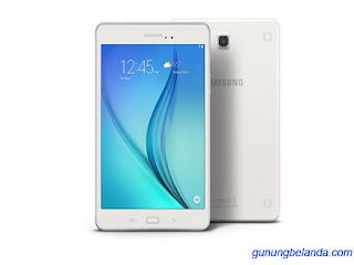 Cara Flash Samsung Galaxy Tab A 8.0 WiFi SM-P350