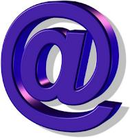 lambang email