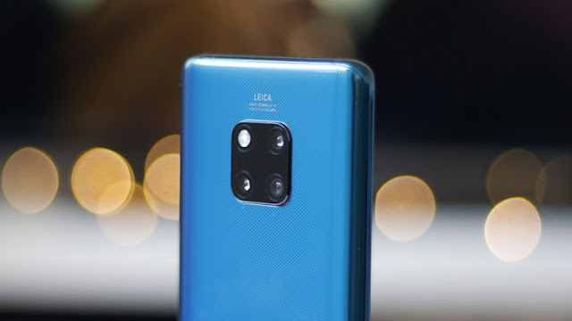 Full Specification, Price Features and Camera/Huawei Mate 20 Pro Camera