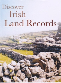 Cover of book by Chris Paton (Discover Irish Land Records)