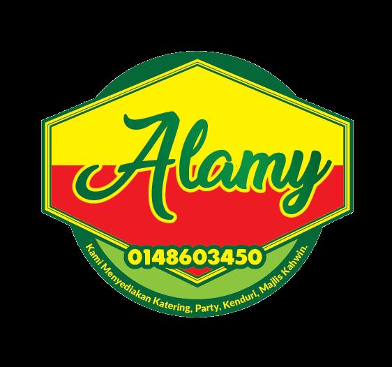 logo Alamy Cafe, Alam Mesra Kota Kinabalu