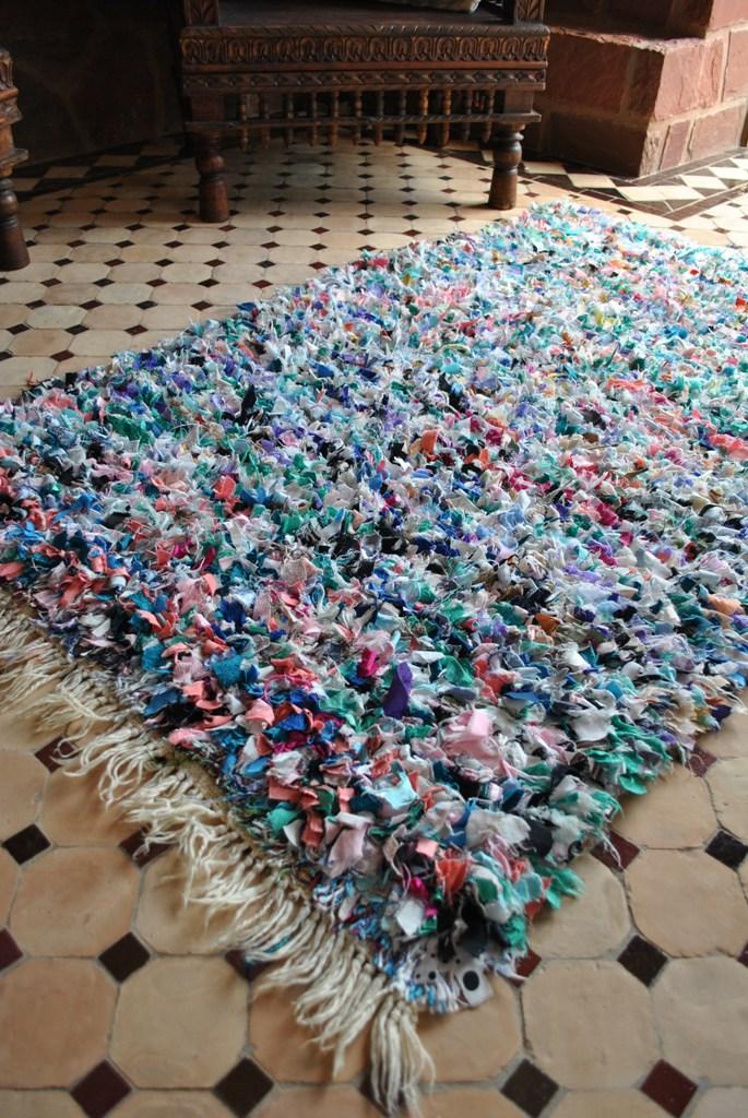 Beyond Marrakech Boucherouite Rag Rugs