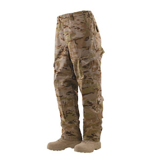 Tru-Spec 1321 Tactical Response Uniform (TRU) Trousers, Pants in MultiCam Arid