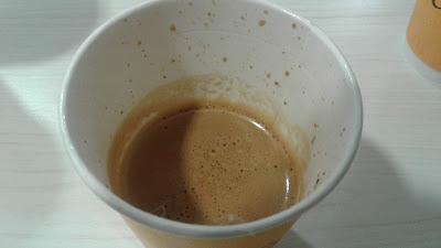 McDonald's 4 espresso shots