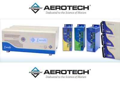 Aerotech Drive