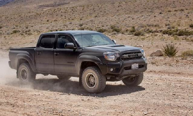 2017 Toyota Tacoma Diesel Price