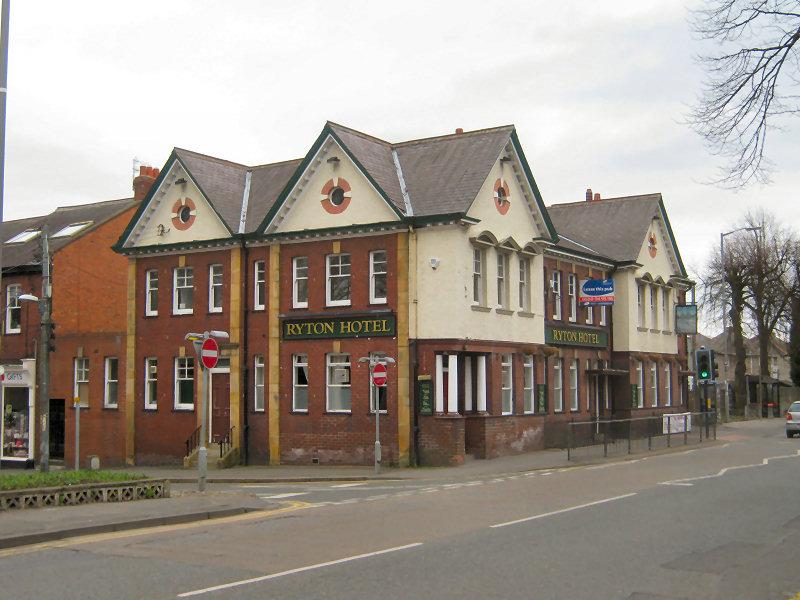 Ryton Park Country House Hotel