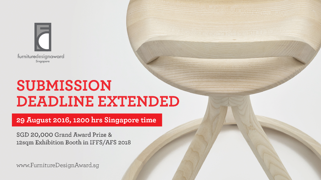 Furniture Design Award 2016 furniture design award (fda) 2017 competition ~ future design stars
