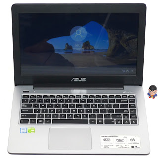 Laptop Gaming ASUS A456U Core i5 Double VGA