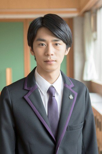 "Tatsuya Nakayama sebagai ketua klub drama ""Wandako"""