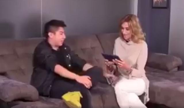 Adela Micha es albureada  durante un programa en vivo (VIDEO)
