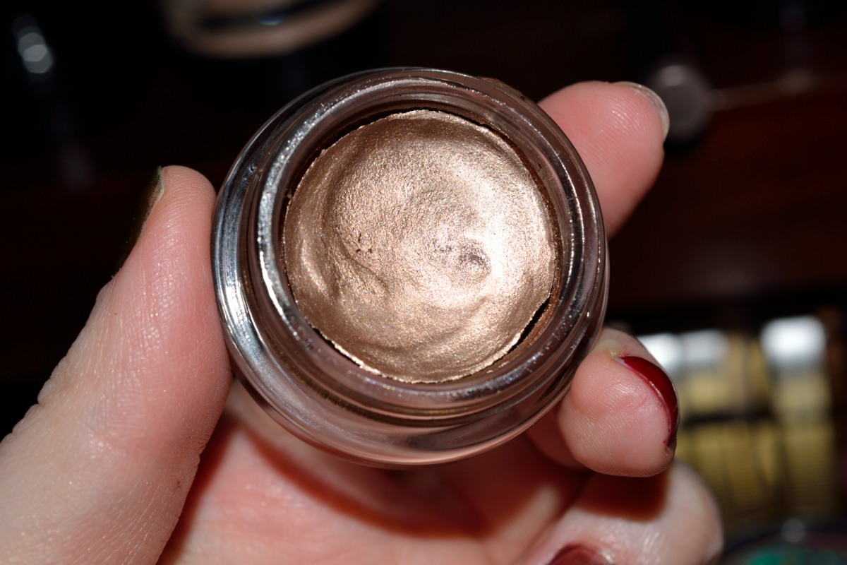 Beyond The Pale And Freckled: Cream Shadows, How I Love